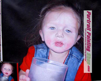 Custom Oil Paintings- Custom oil painting from pho