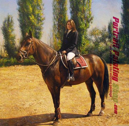 Custom Oil Paintings- Pet Portraits